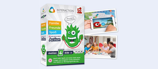 INTERACTION – motion4kids