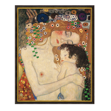 "Ars Mundi Gustav Klimt: ""Mutter und Kind"" - 1 Stk."