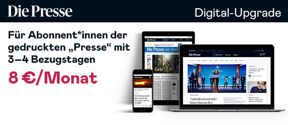 """Presse""-epaper inkl. premium-Inhalte Add On"