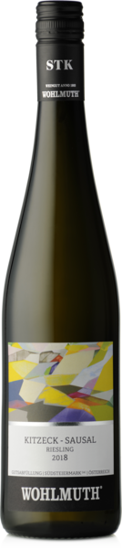 Weingut Wohlmuth Riesling Kitzeck-Sausal 2018 - 1 Stk.