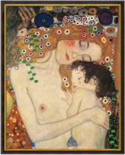 "Ars Mundi Gustav Klimt: ""Mutter und Kind"""