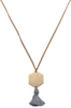 Hian Jewellery Tassel Chain - Hexagon - 1 Stk.
